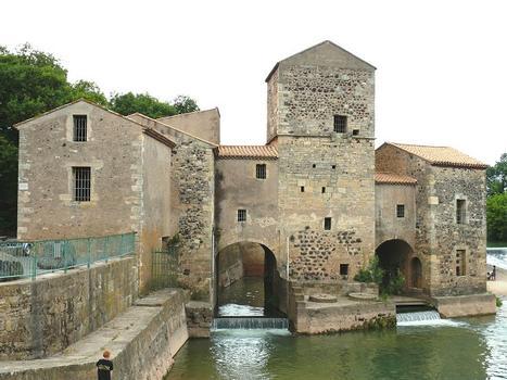 Saint-Thibery Mill