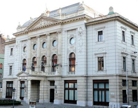 Budapest - Théâtre La Redoute de Buda