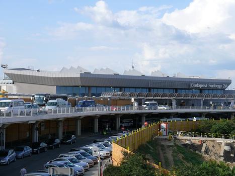 Flughafen Budapest Terminal 2A