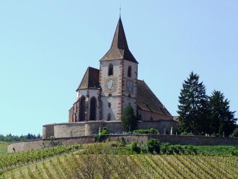 Hunawhir - Eglise Saint-Jacques