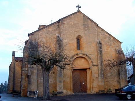 Kirche Saint-André, Iguerande
