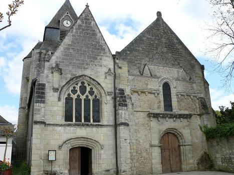 Azay-le-Rideau - Eglise Saint-Symphorien