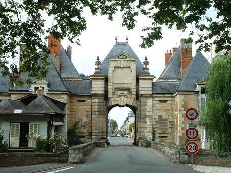 Ville nouvelle de Richelieu - Porte de Châtellerault