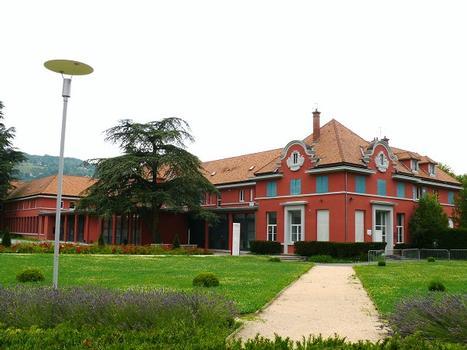 Vizille -Lycée professionnel Portes-de-l'Oisans