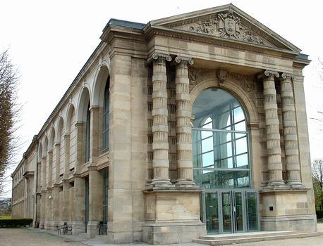Paris - Jardin des Tuileries - Galerie nationale du Jeu de Paume - Ensemble