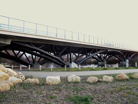 Pont de la Charente, Jarnac