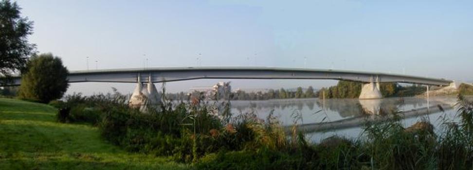 Pont de Jassans-Riottier. Ensemble