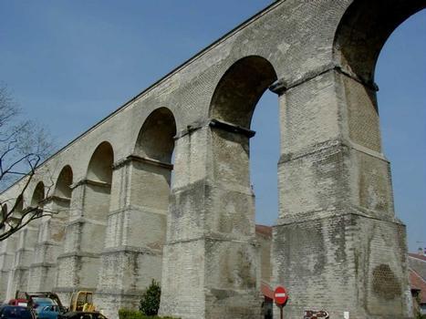 Aqueduct at Jouy-aux-Arches
