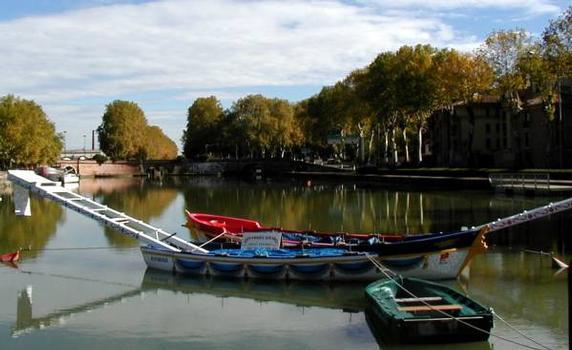 Ponts Jumeaux - port de l'Embouchure