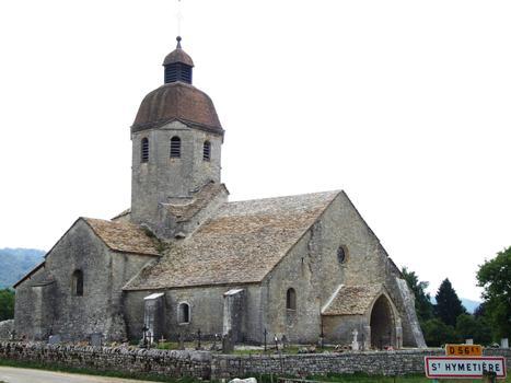 Eglise Saint-Hymetière - Ensemble