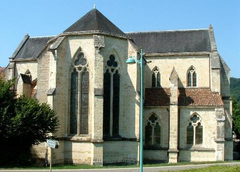 Abbatiale cistercienne, La ChaladeChevet