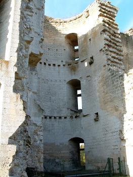 Château de La Ferté-MilonTour démantelée