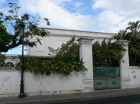 Saint-Denis - Maison de la Banque de la Réunion