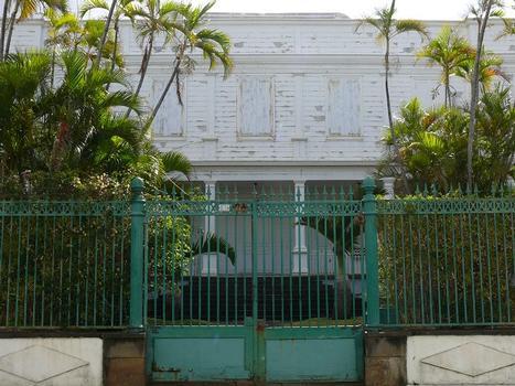 Saint-Denis - Maison du Premier président de la cour d'appel