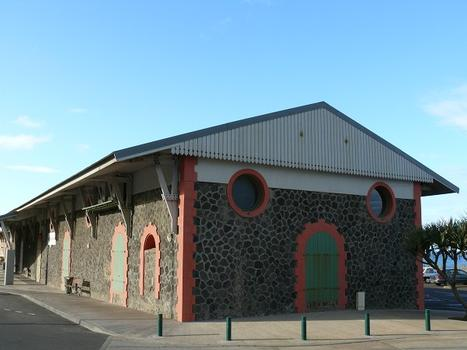 Former Saint-Denis railway station