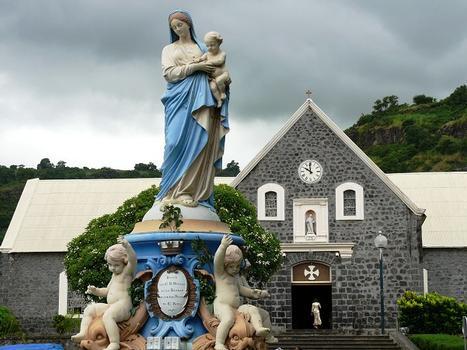 La Réunion - Saint-Paul - Eglise Paroissiale de la Conversion-de-Saint Paul