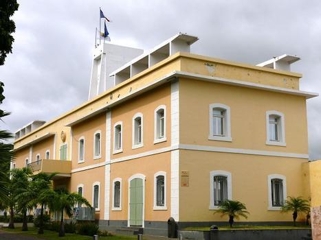 La Réunion - Hôtel de ville (Saint-Paul)