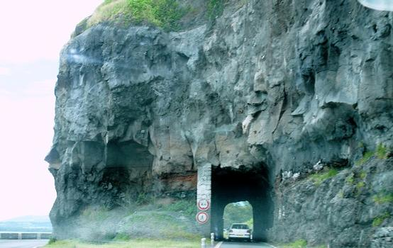 La Réunion - Saint-Paul - Tunnel de la Marianne