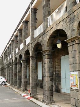 La Réunion - Saint-Denis - Direction Départementale de l'Equipement de La Réunion