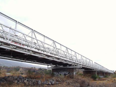 RN1 - Pont de la rivière des Galets