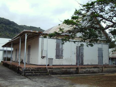 Saint-Denis - Ancien hôpital Félix-Guyon