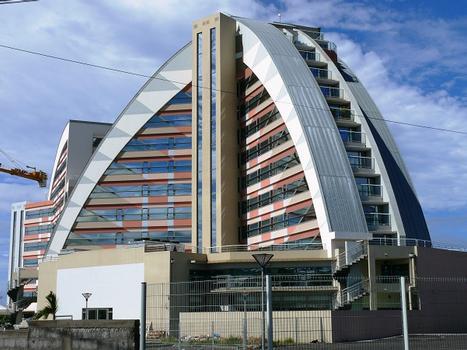 Centre d'affaires Cadjee