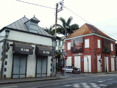 Saint-Denis - Pavillon Badat