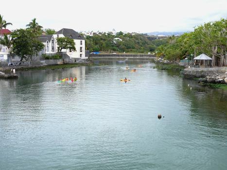 Ehemaliger Hafen von Saint-Pierre
