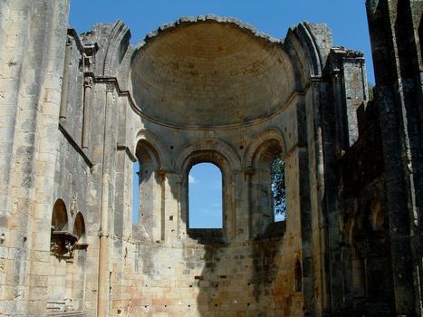 Abbaye de la Sauve-Majeure - Abside