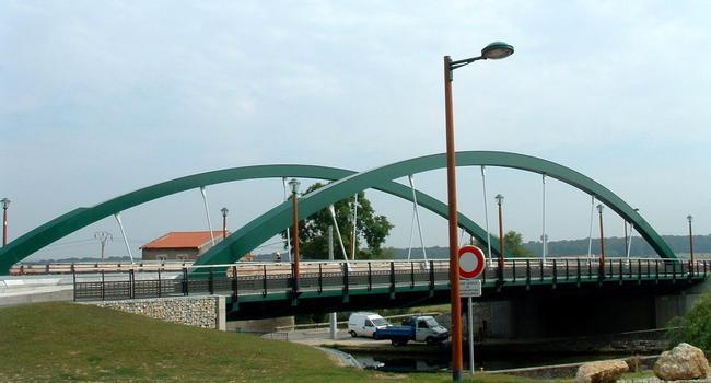 Pont de Laneuville-devant-NancyEnsemble