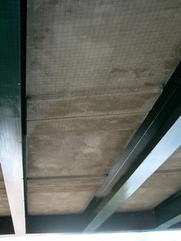 Pont de Laneuville-devant-NancySous-face du tablier