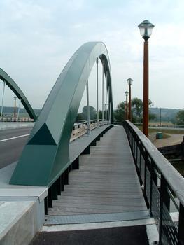 Pont de Laneuville-devant-NancyTrottoir