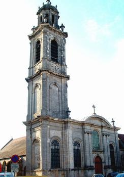 Langres - Eglise Saint-Martin