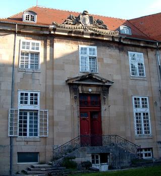 Langres - Hôpital de la Charité - Une aile