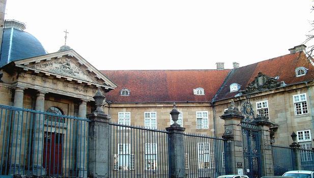 Langres - Hôpital de la Charité