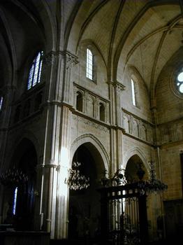 Elévation de la croisée du transept