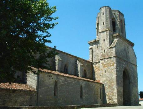 Eglise Saint-Barthélemy, Laplume