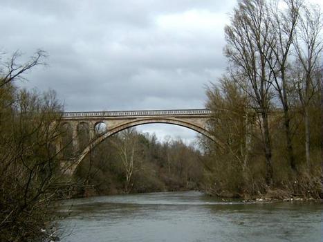 Viaduc Séjourné sur l'Agout, Lavaur