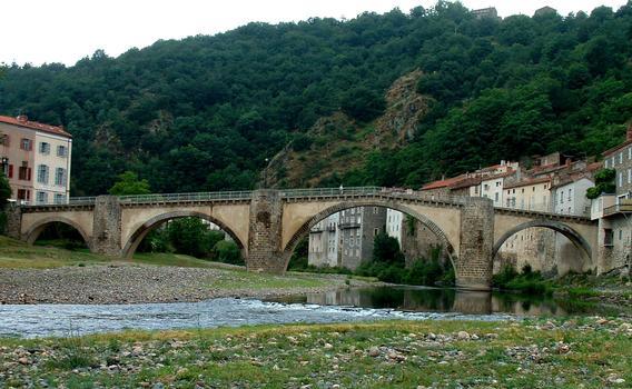Allierbrücke Lavoute-Chilhac