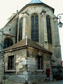 Eglise de la Nativité-de-la-Vierge, Le Mesnil-Aubry