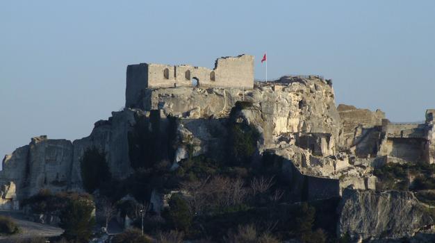 Baux Castle