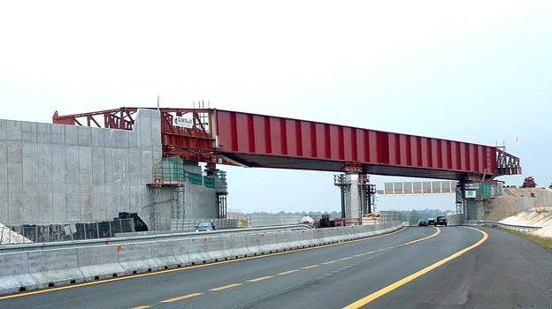 Eisenbahnbrücke Bussy-le-Château