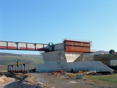 Moselflutbrücke