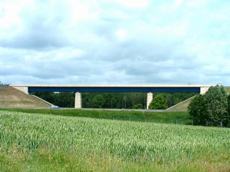 TGV Ost/Europa Ardre-Viadukt