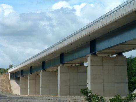 TGV Ost/Europa Viadukt Tramery