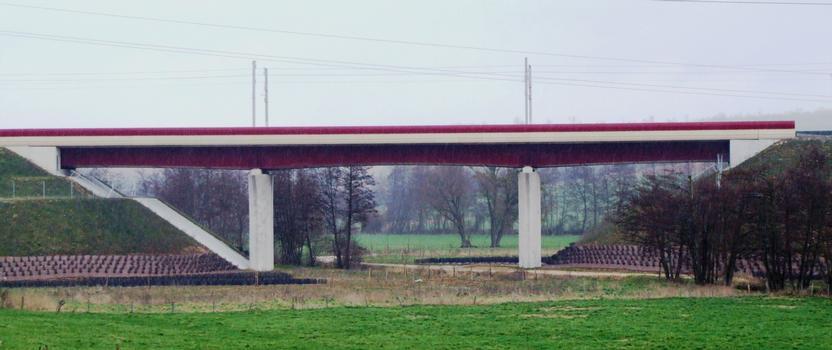 Lamorville - Viaduc de la Creüe