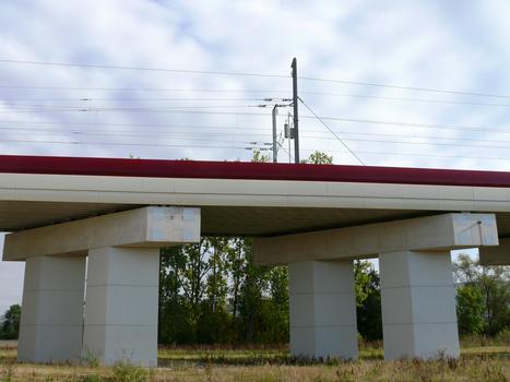 TGV Ost/Europa - EÜ Vandières