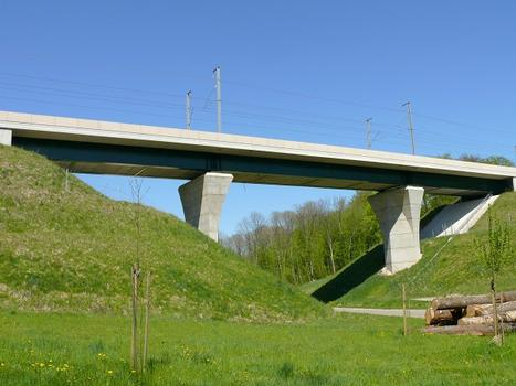 Eisenbahnbrücke Benoîte-Vaux