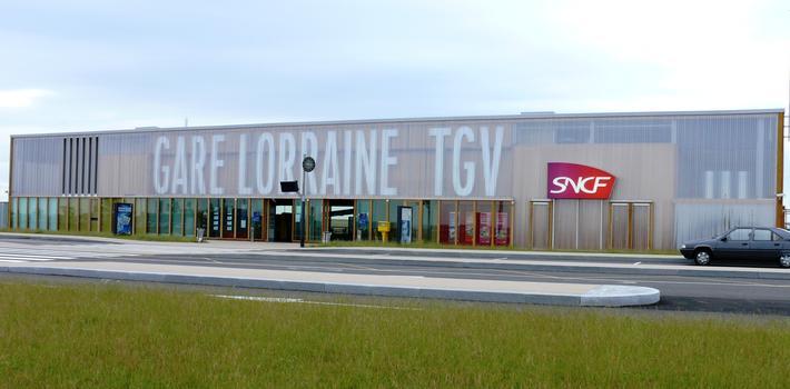 Bahnhof Lorraine TGV