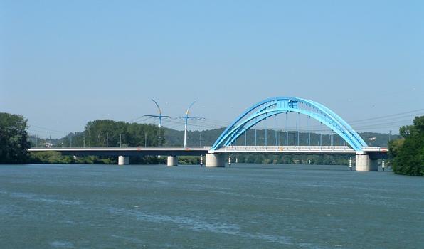 Vénéjan-Mornas Viaduct (Mornas, 1999)